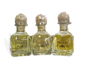 Patron Tequila Sampler Pack 50ml. ~ 3 pack