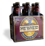 Schmaltz Brewing Company He'brew Messiah Gold Ale 6 pack