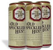 Old Speckled Hen Ale 4-pack 440ml. cans