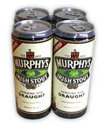 Murphy's Irish Stout 4-pack 16oz. cans