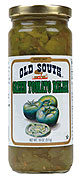 Old South Green Tomato Relish 16oz.