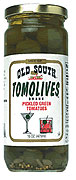 Old South Tom Olives 8 oz.