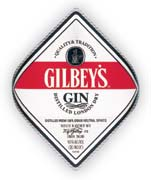 Gilbey Gin   1.0L