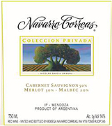Navarro Correas Red Wine Coleccion Privada