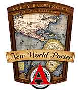 Avery Brewing Company New World Porter 6pack