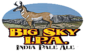 Big Sky Brewery IPA 6pack