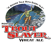 Big Sky Brewery Trout Slayer Ale 6-pack 12oz. Bottles