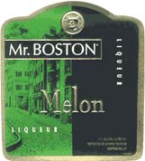 Mr. Boston Melon Liqueur 1.0L