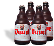 Duvel Golden Ale 4-pack 330ml. Bottles