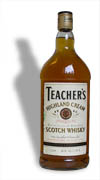 Teachers Scotch 1.0 liter