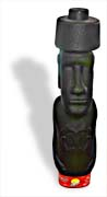 Capel Pisco Brandy Easter Island Decanter