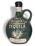 Hussong's Tequila Anejo Green Jug