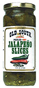 Old South Pickled Jalapeno Slices 16oz.