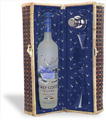 Grey Goose Vodka Picnic Basket 1.75L