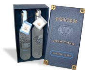 Belvedere & Chopin Vodka 50ml Gift Set