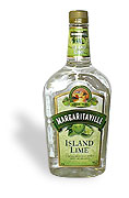 Margaritaville Lime Flavored Tequila 750ml