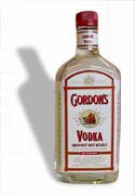 Gordons Vodka 80 proof