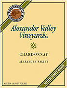Alexander Valley Vineyards Chardonnay