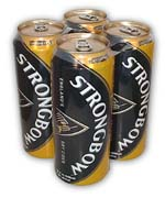 Strongbow Cider 4-pack 500ml. Cans