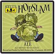 Bell's Brewery Hopslam Ale 6-pack 12oz. Bottles