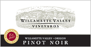 Willamette Valley Vineyards Pinot Noir Oregon