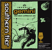 Southern Tier Brewery Imperial Gemini 22oz