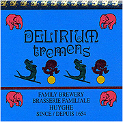 Delirium Tremens 4-pack 330ml. Bottles