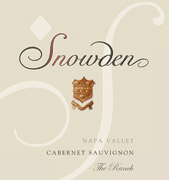 Snowden Cabernet Sauvignon The Ranch 2010
