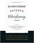 Jacobs Creek Chardonnay Reserve 2013