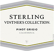 Sterling Vineyards Vintners Collection Pinot Grigio 2008
