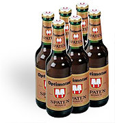 Spaten Optimator 6-pack 330ml. Bottles