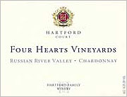 Hartford Court Chardonnay Four Hearts 2014