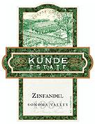 Kunde Zinfandel Estate