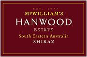 McWilliams Hanwood Estate Shiraz 2010