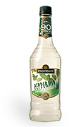 Hiram Walker Peppermint Schnapps 90 proof 1L