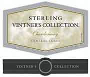 Sterling Vineyards Vintners Collection Chardonnay 2015