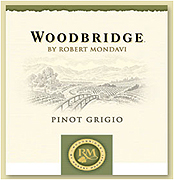 Woodbridge by Robert Mondavi Pinot Grigio 2015