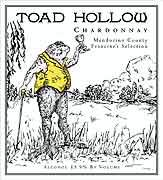 Toad Hollow Chardonnay 2010