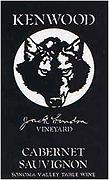 Kenwood Cabernet Sauvignon  Jack London Vineyard 2004