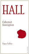 Hall Cabernet Sauvignon Napa Valley 2009