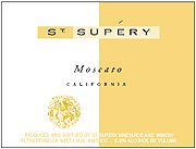 St. Supery Moscato 2013