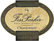 Fess Parker Chardonnay Ashley Vineyard 2014
