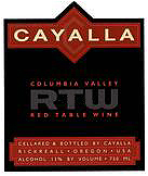 Cayalla Red Table Wine 2005