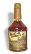 Virginia Gentleman Bourbon 90 proof