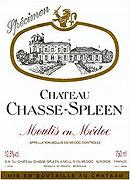 Chateau Chasse Spleen 2003 Bordeaux 1.5Liter