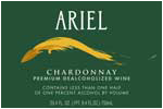 Ariel Chardonnay ~ No Alcohol 2010