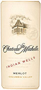 Chateau Ste. Michelle Merlot Indian Wells 2009