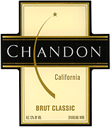 Domaine Chandon Brut Sparkling Wine