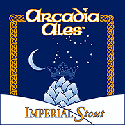 Arcadia Brewing Company Imperial Stout 4 pack