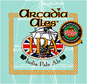 Arcadia Brewing Company IPA 6-pack 12oz. Bottles